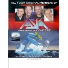 ASIA Tour Poster