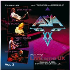 Live In The UK Vol 3