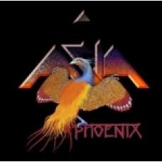 ASIA 2008 STUDIO ALBUM - PHOENIX