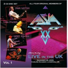 Live In The UK Vol 1